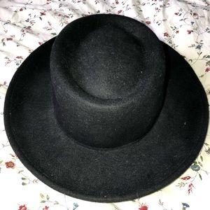 Rimmed Hat